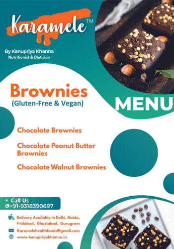 brownies gluten free vegan